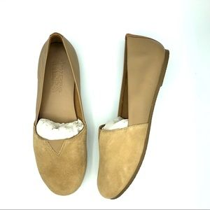 Tkees | Simple Clean Go To Tan Flats